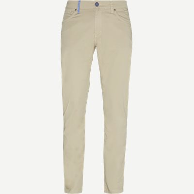 5-PKT Summer Pale Jeans Regular | 5-PKT Summer Pale Jeans | Sand