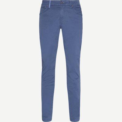 5-PKT Summer Pale Jeans Regular | 5-PKT Summer Pale Jeans | Blå