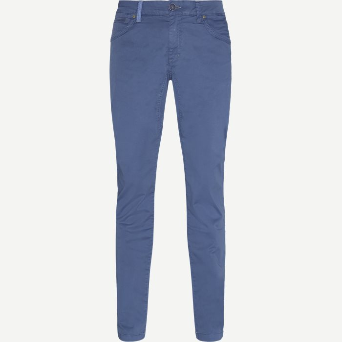5-PKT Summer Pale Jeans - Jeans - Regular - Blå
