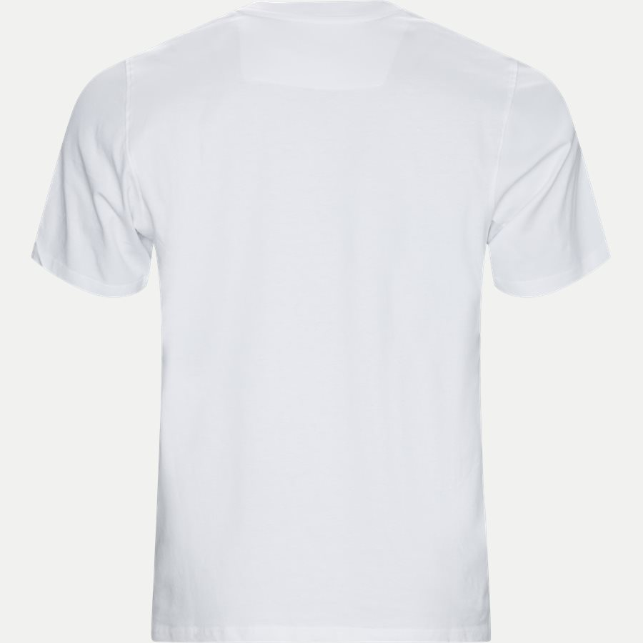 WAINE ENSF - T-shirts - Regular - HVID - 2
