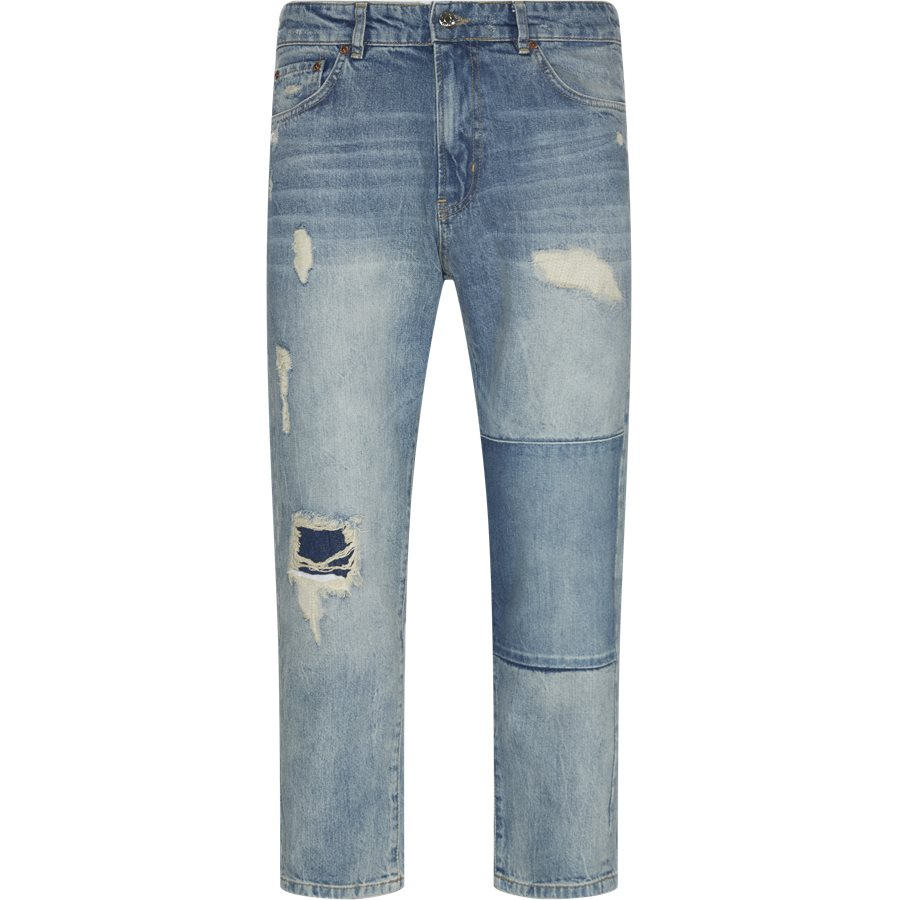 STORM JJ582 - Storm Jeans - Jeans - Tapered fit - LYSBLÅ - 1