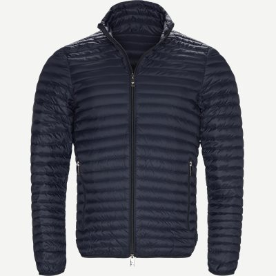 Down Jacket Slim | Down Jacket | Blå