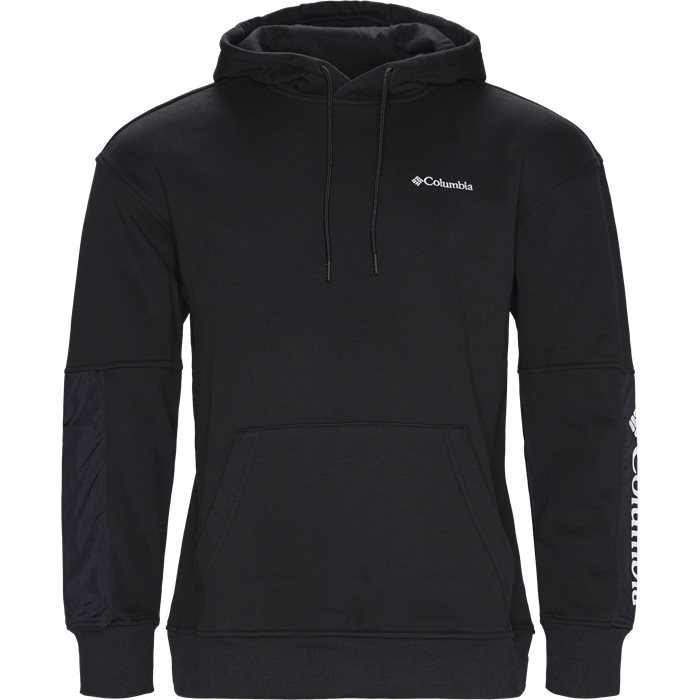 Fremont Hoodie - Sweatshirts - Regular - Sort