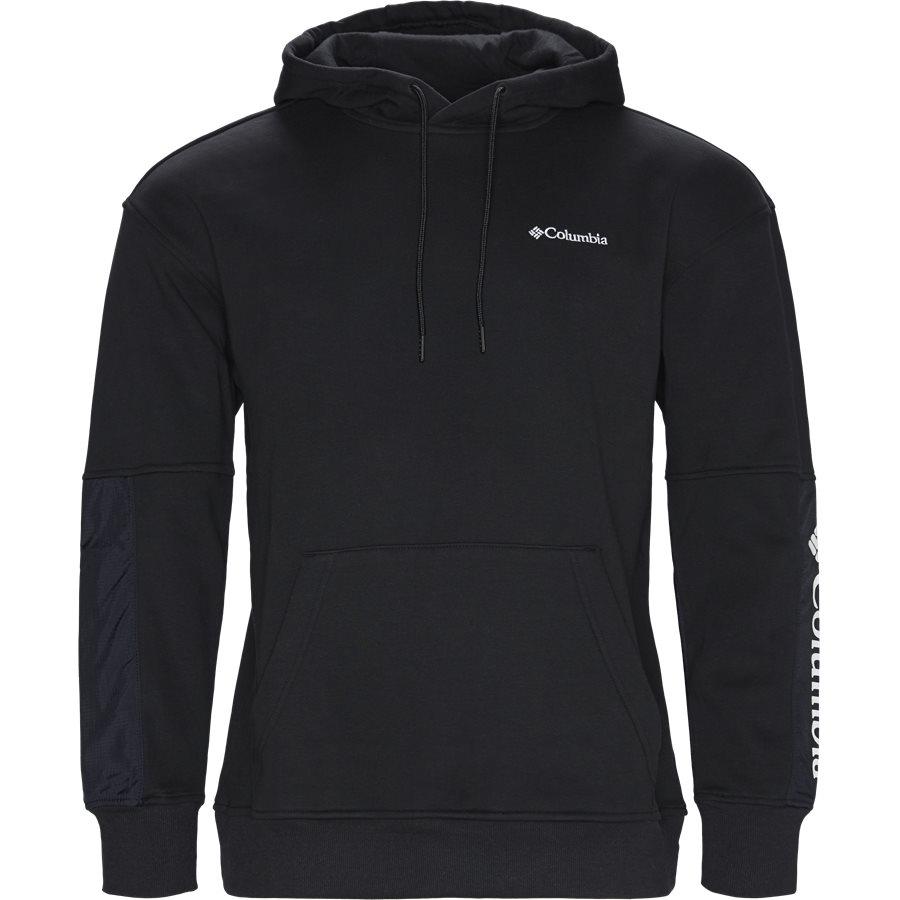FREMONT HOODIE 1869071. - Sweatshirts - Regular - SORT - 1