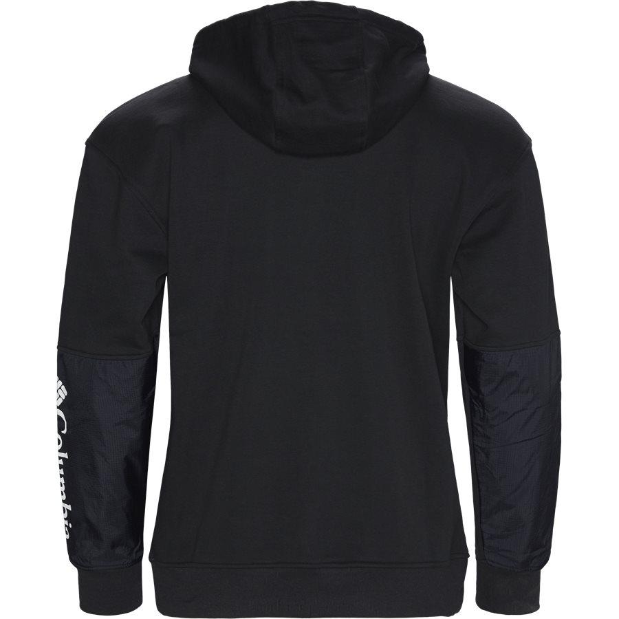 FREMONT HOODIE 1869071. - Sweatshirts - Regular - SORT - 2