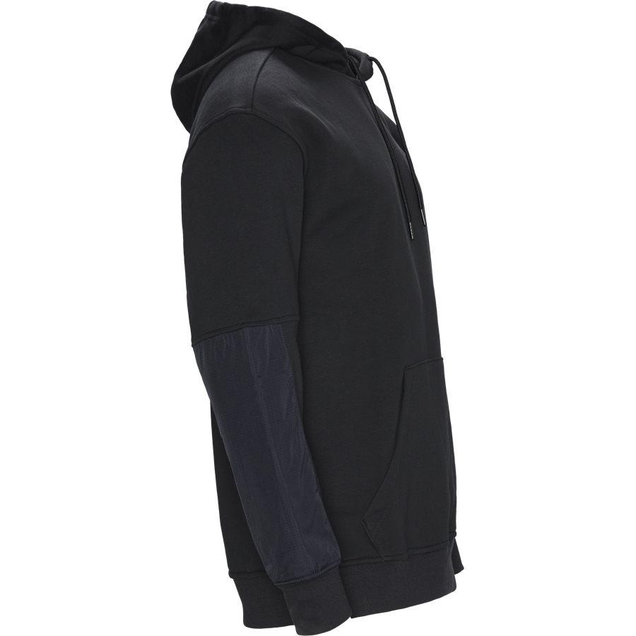 FREMONT HOODIE 1869071. - Sweatshirts - Regular - SORT - 3