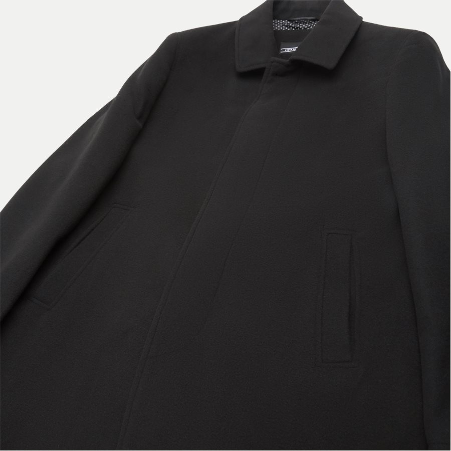 SALERNO - Jackets - Slim - BLACK - 4