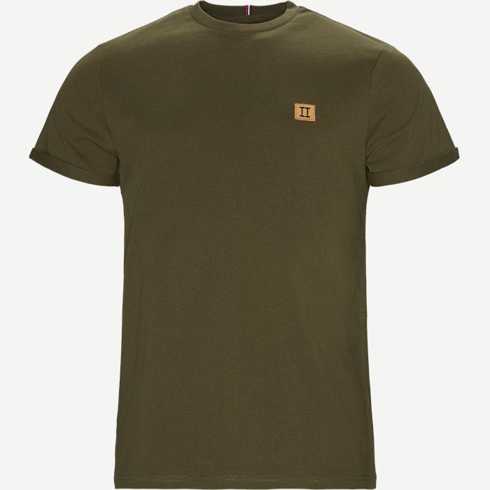 Piece T-shirt - T-shirts - Regular - Army