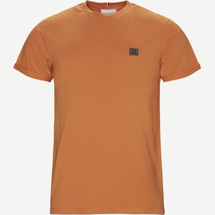 Piece T-shirt - T-shirts - Regular - Orange