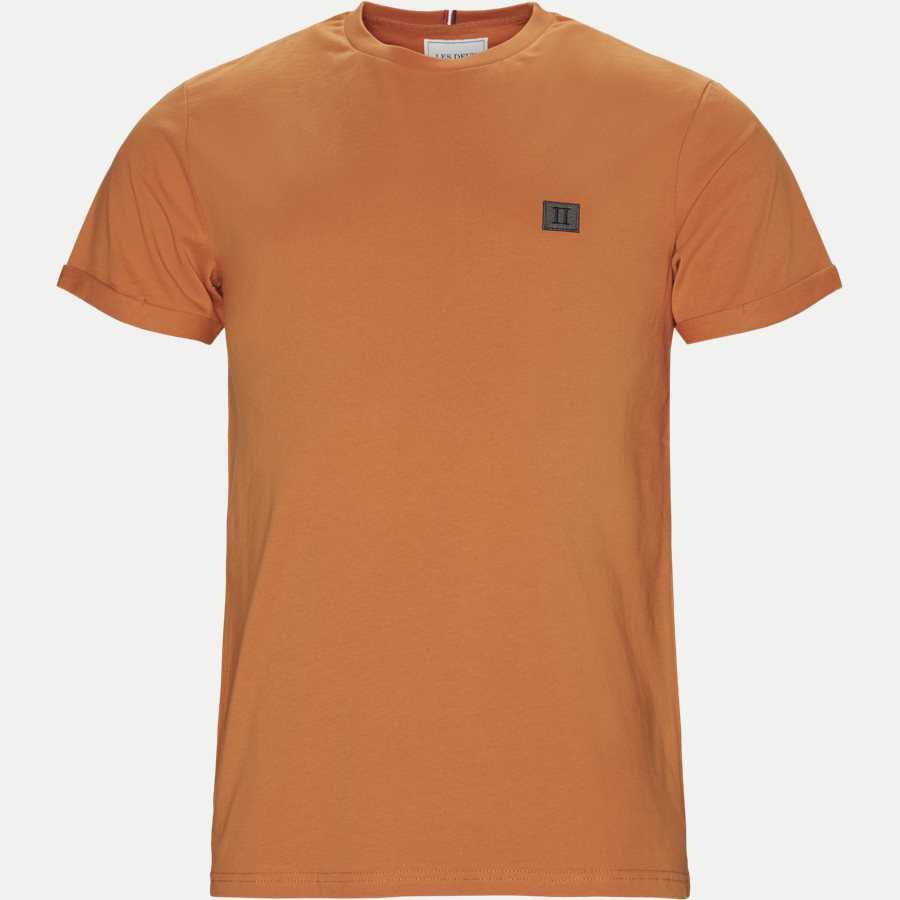 PIECE T-SHIRT LDM101034 - Piece T-shirt - T-shirts - Regular - ORANGE - 1