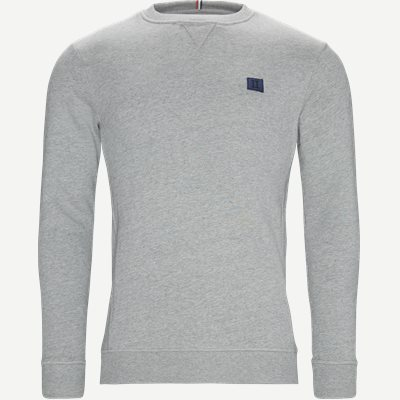 Piece sweatshirt Regular | Piece sweatshirt | Grå