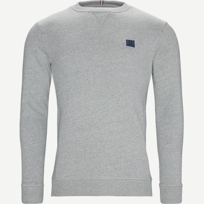 Piece sweatshirt - Sweatshirts - Regular - Grå