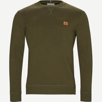 Piece sweatshirt Regular | Piece sweatshirt | Army