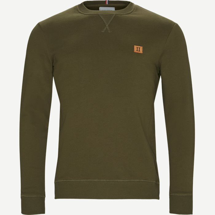 Piece sweatshirt - Sweatshirts - Regular - Army