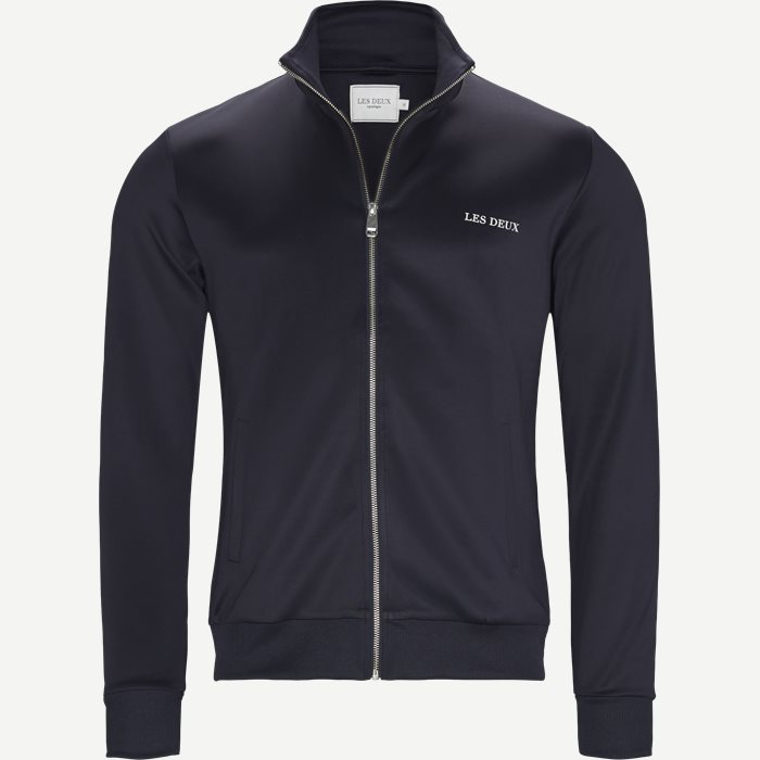 Ballier Track Jacket - Sweatshirts - Regular - Blå