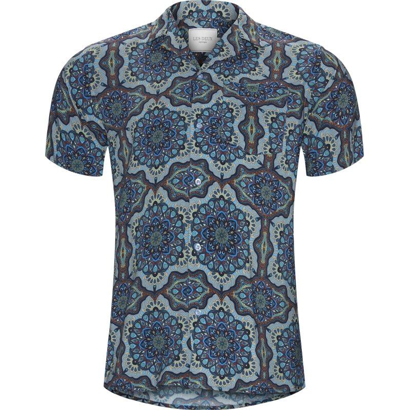 les deux Les deux - psychedelic shirt fra kaufmann.dk