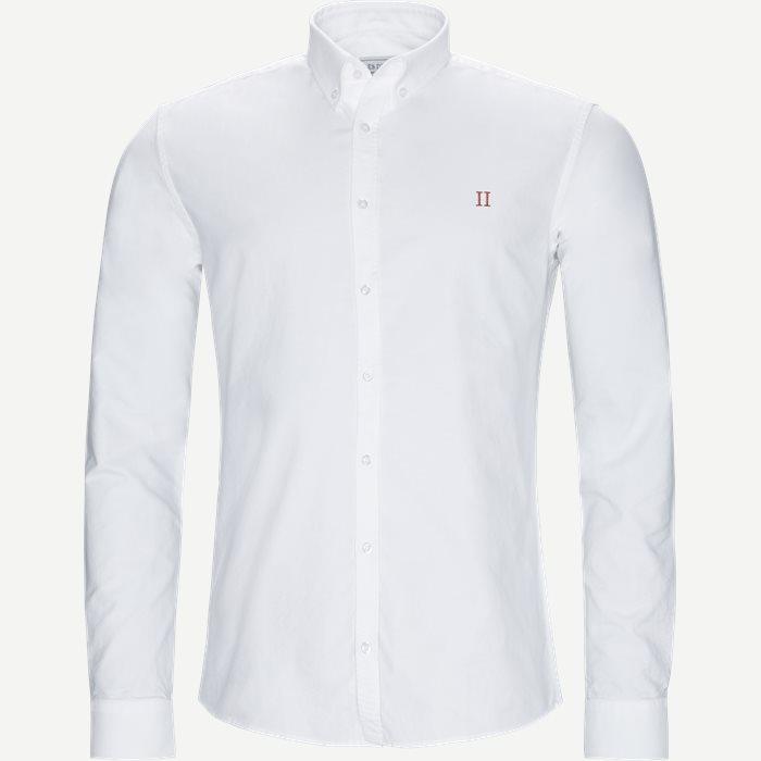 Nørregaard Shirt - Skjorter - Slim - Hvid