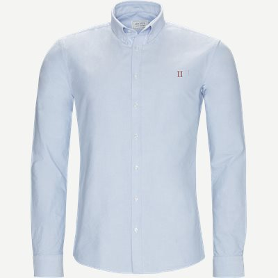 Nørregaard Shirt Slim | Nørregaard Shirt | Blå