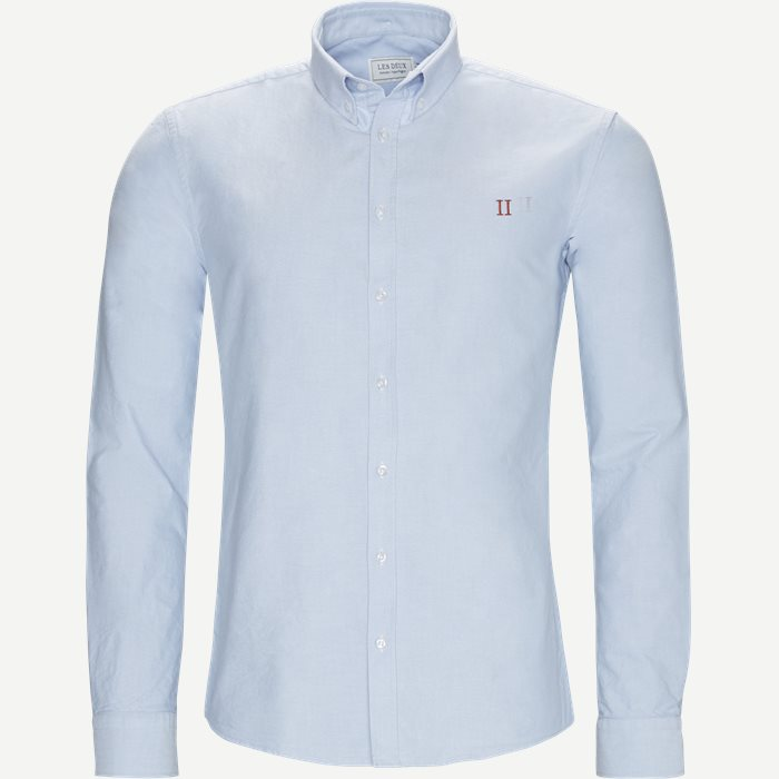 Nørregaard Shirt - Skjorter - Slim - Blå