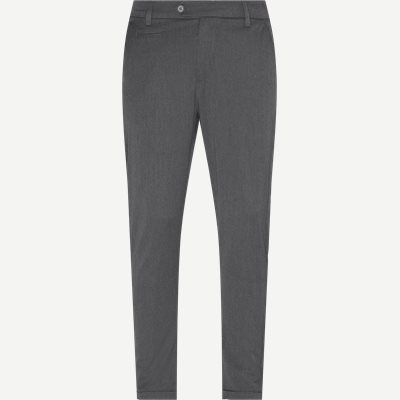 Como Suit Pants Slim | Como Suit Pants | Grå