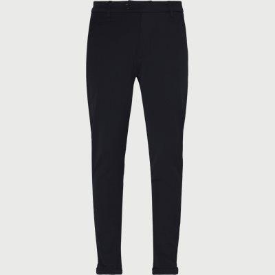 Como Suit Pants Slim | Como Suit Pants | Blå