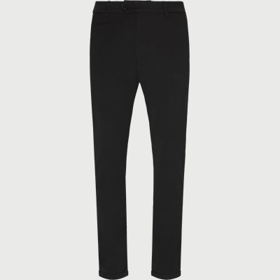 Como Suit Pants Slim | Como Suit Pants | Sort