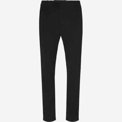 Como Suit Pants Slim | Como Suit Pants | Sort