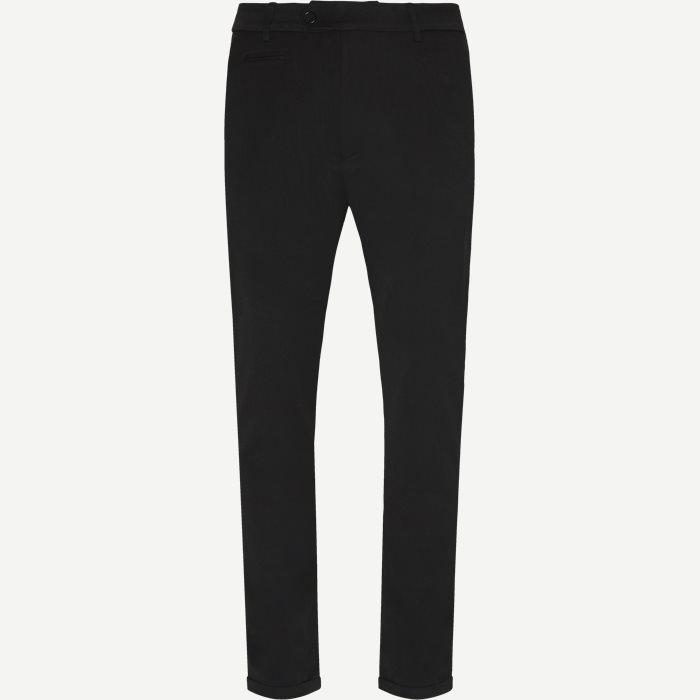 Como Suit Pants - Bukser - Slim - Sort