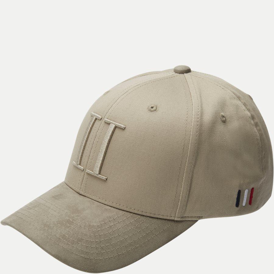 BASEBALL CAP SUEDE II LDM702003 - Baseball Cap - Caps - KHAKI - 1