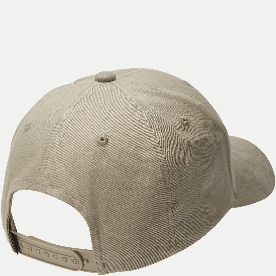 BASEBALL CAP SUEDE II LDM702003 - Baseball Cap - Caps - KHAKI - 2