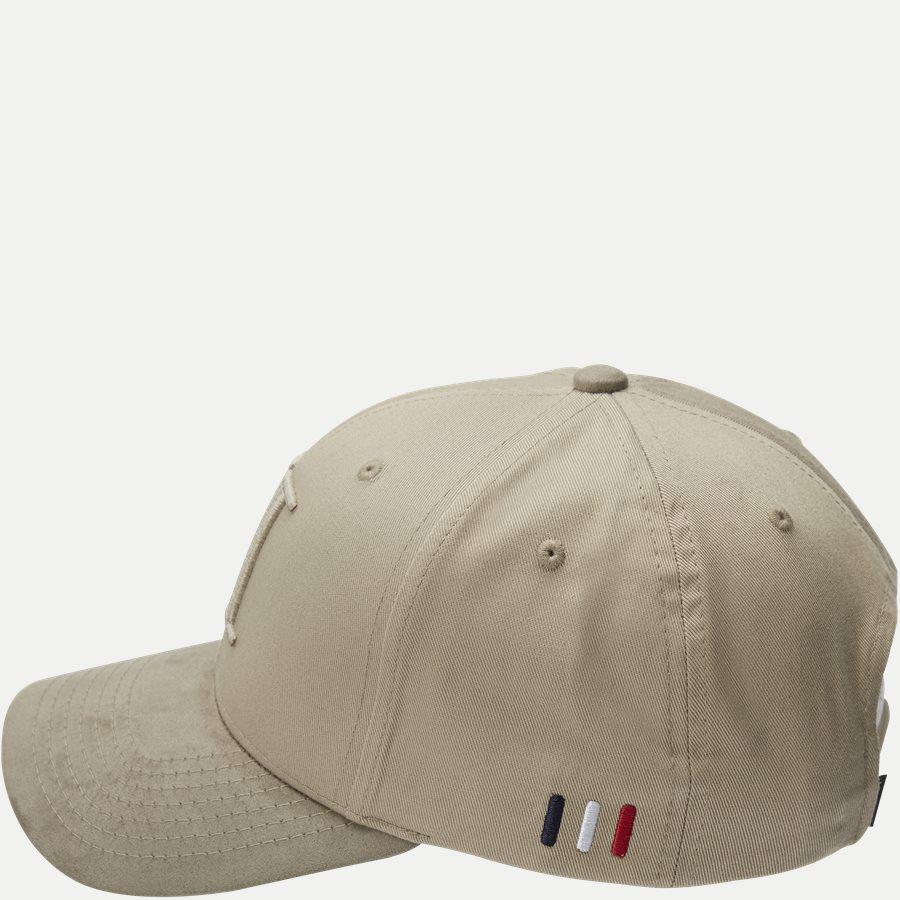 BASEBALL CAP SUEDE II LDM702003 - Baseball Cap - Caps - KHAKI - 3