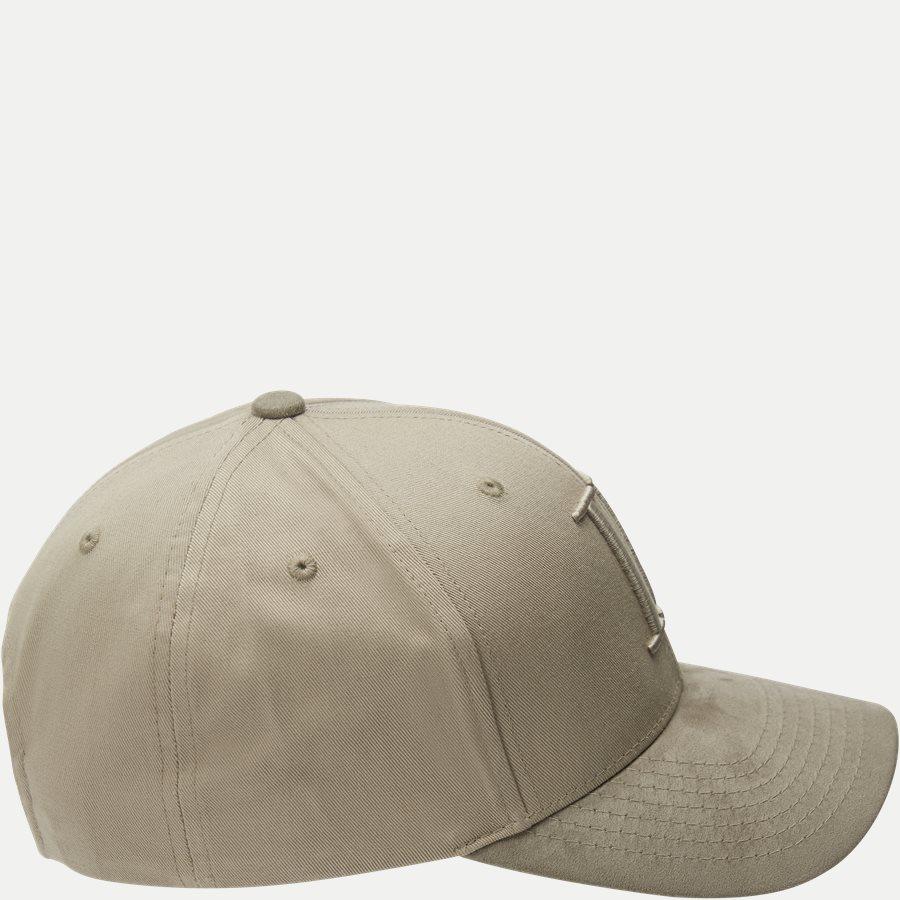 BASEBALL CAP SUEDE II LDM702003 - Baseball Cap - Caps - KHAKI - 4