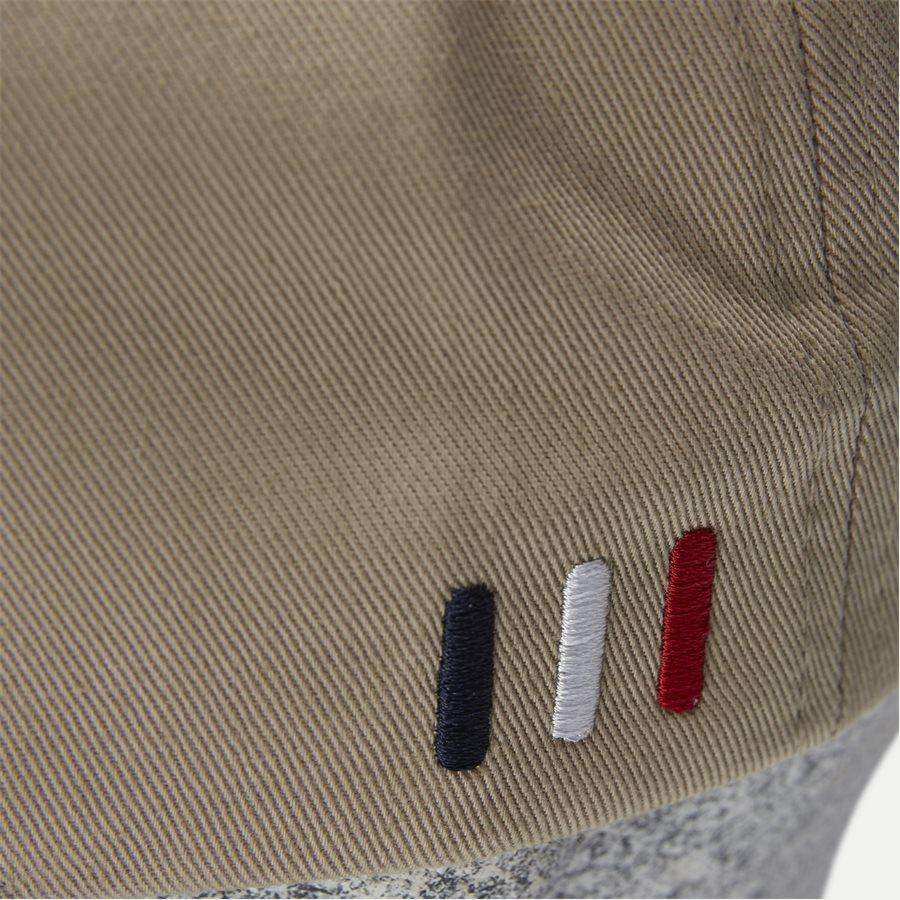 BASEBALL CAP SUEDE II LDM702003 - Baseball Cap - Caps - KHAKI - 6