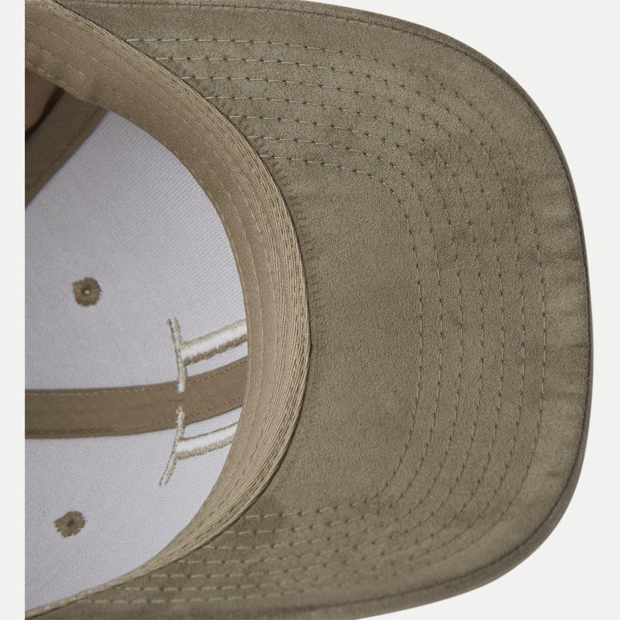 BASEBALL CAP SUEDE II LDM702003 - Baseball Cap - Caps - KHAKI - 7