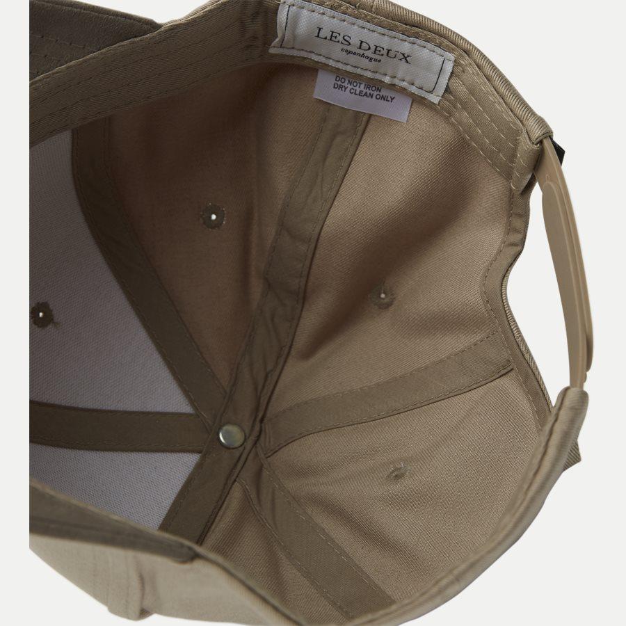BASEBALL CAP SUEDE II LDM702003 - Baseball Cap - Caps - KHAKI - 8