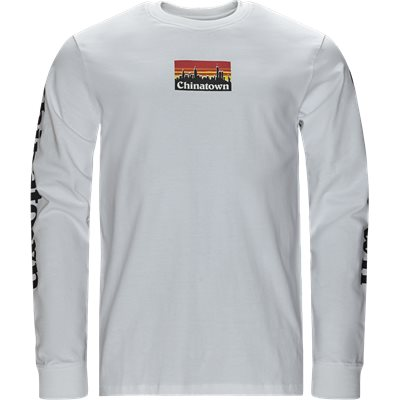 CTM Long Sleeve  Regular fit | CTM Long Sleeve  | Hvid