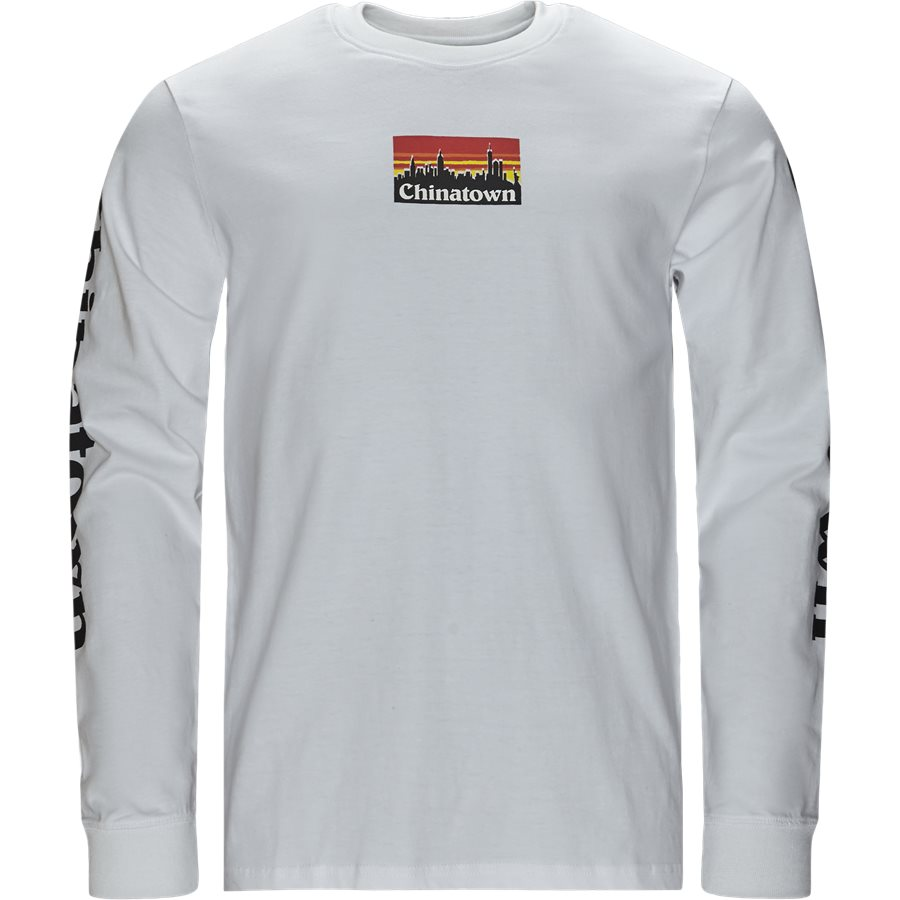 CTM LONG SLEEVE - CTM Long Sleeve  - T-shirts - Regular - HVID - 1