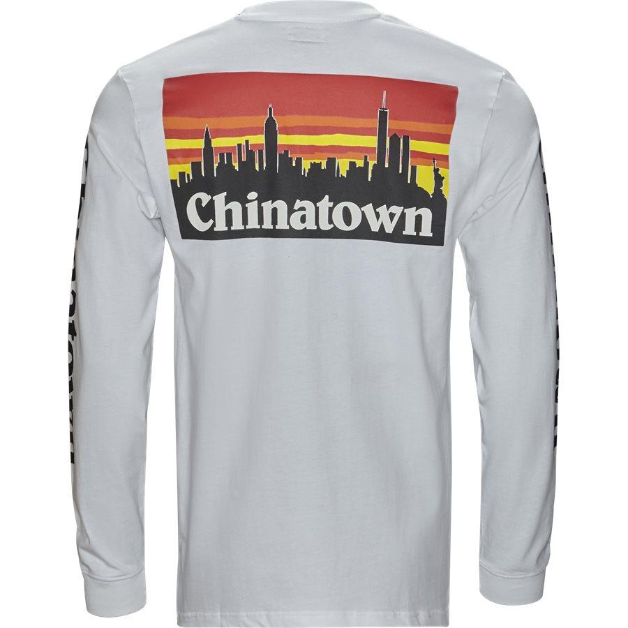 CTM LONG SLEEVE - CTM Long Sleeve  - T-shirts - Regular - HVID - 2