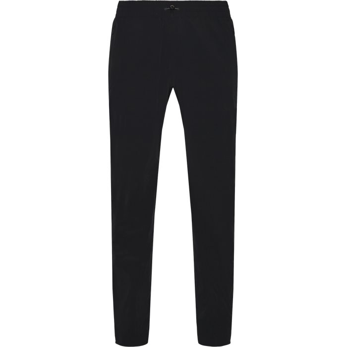 Team Track pant - Bukser - Tapered fit - Sort