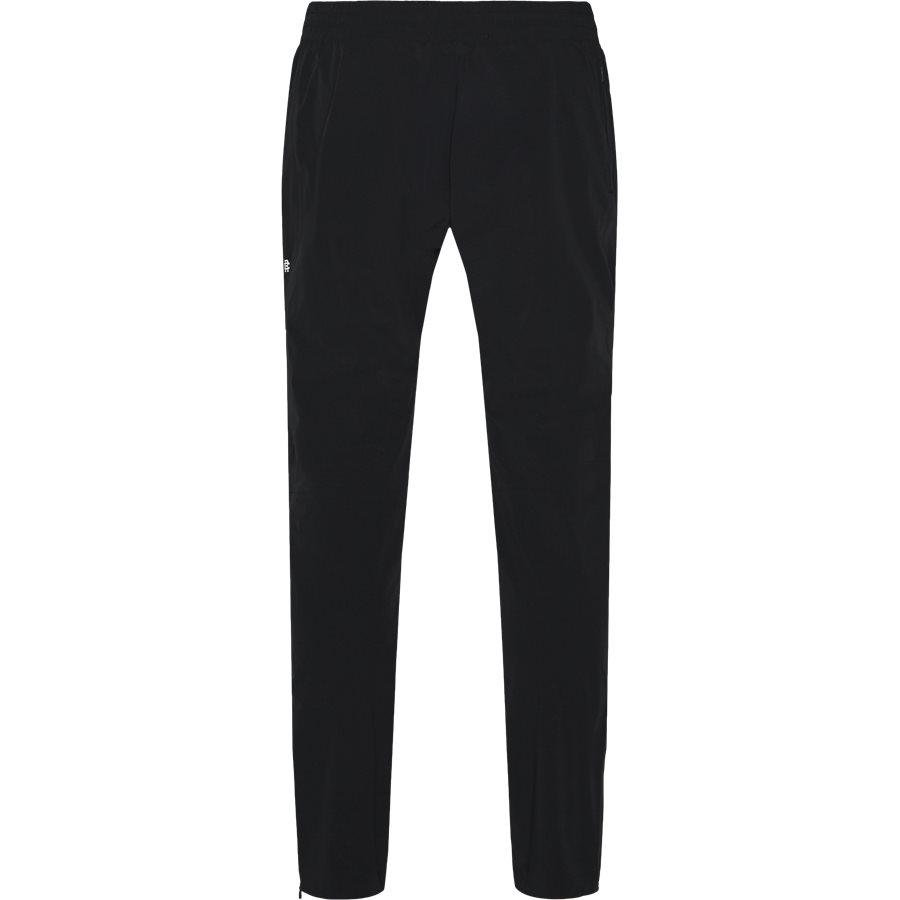 TEAM PANT  - Team Track pant - Bukser - Tapered fit - SORT - 2