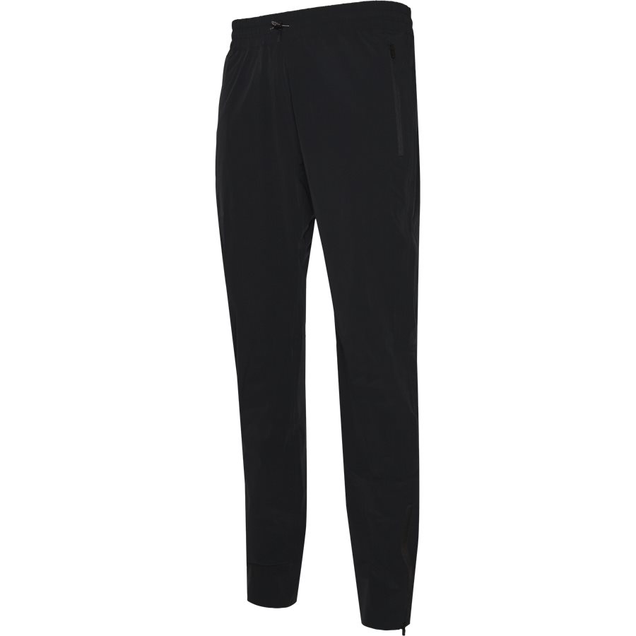 TEAM PANT  - Team Track pant - Bukser - Tapered fit - SORT - 3
