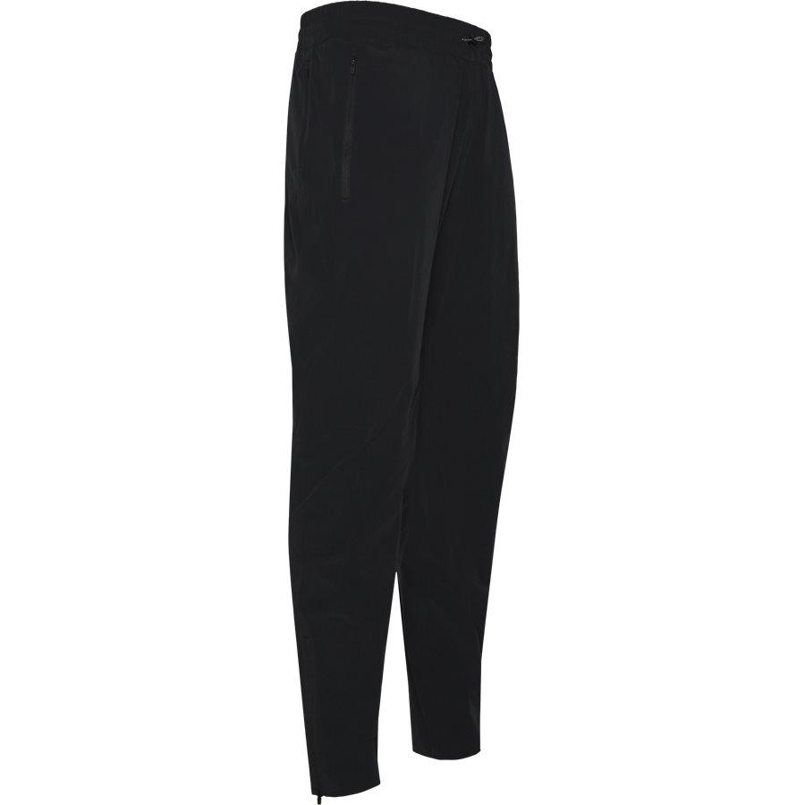 TEAM PANT  - Team Track pant - Bukser - Tapered fit - SORT - 4