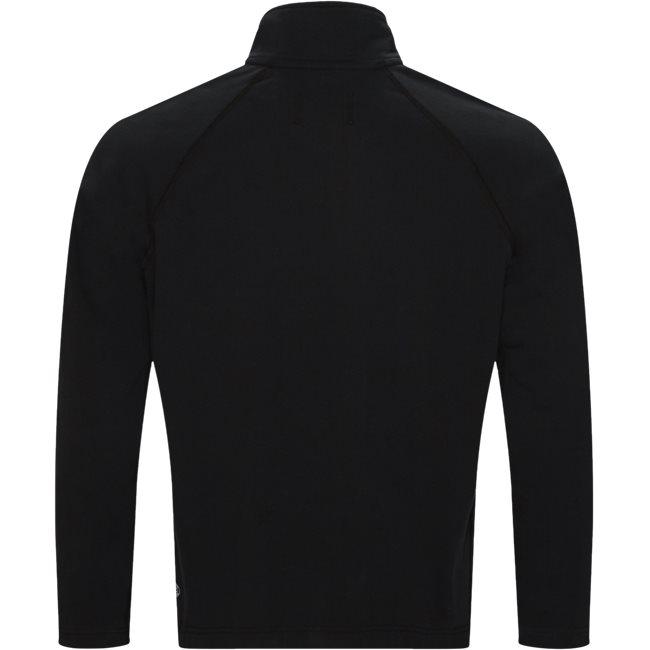 Terry Half Zip Pullover