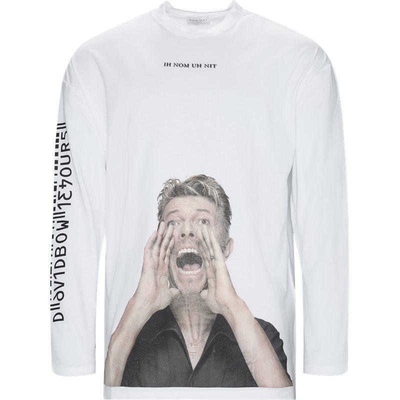 Billede af IH NOM UH NIT Oversized NUS19291 T-shirts White
