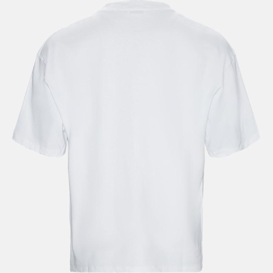 NUS19216 - T-shirts - Oversized - WHITE - 2