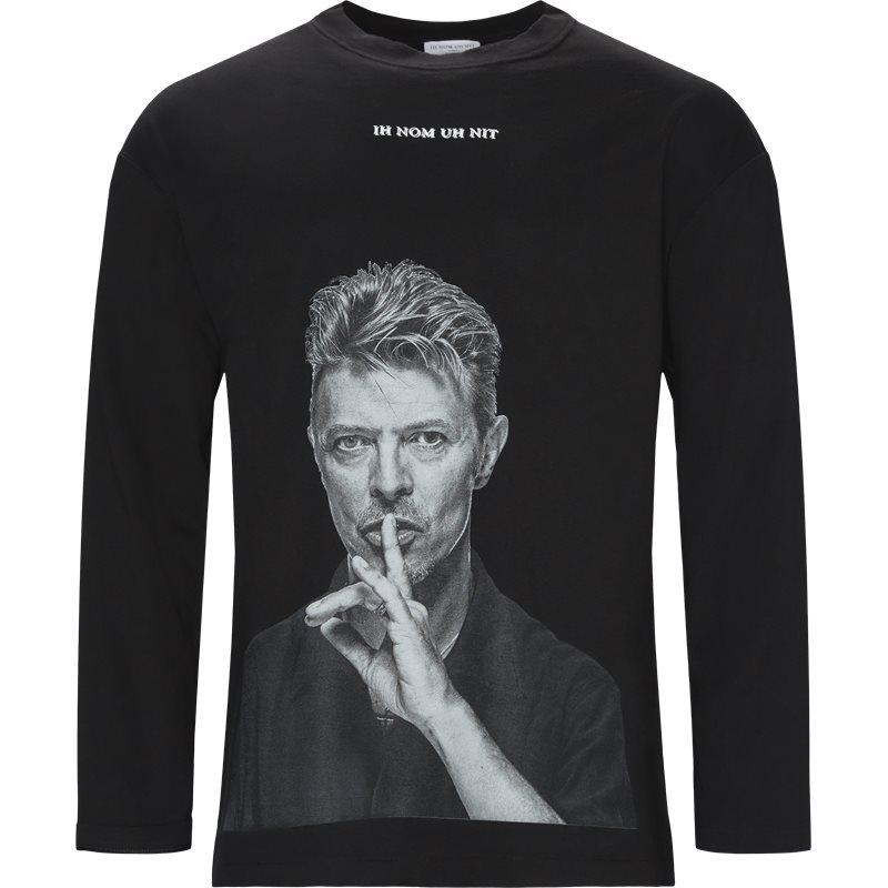 Billede af IH NOM UH NIT Oversized NUS19233 T-shirts Black