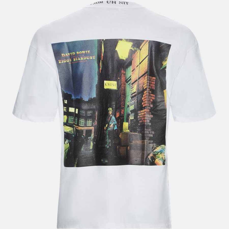 NUS19290 - T-shirts - Oversized - WHITE - 2
