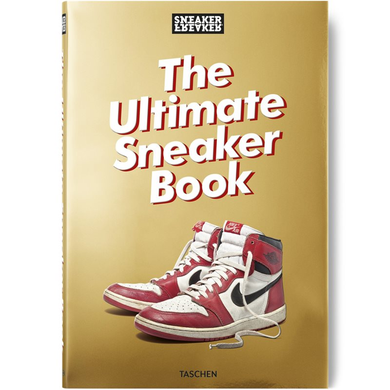 New mags sneaker freaaker. the ultimate sneaker book hvid fra new mags fra quint.dk