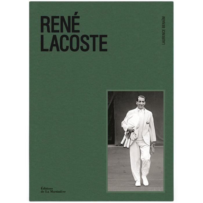 René Lacoste Bog - Accessories - Hvid