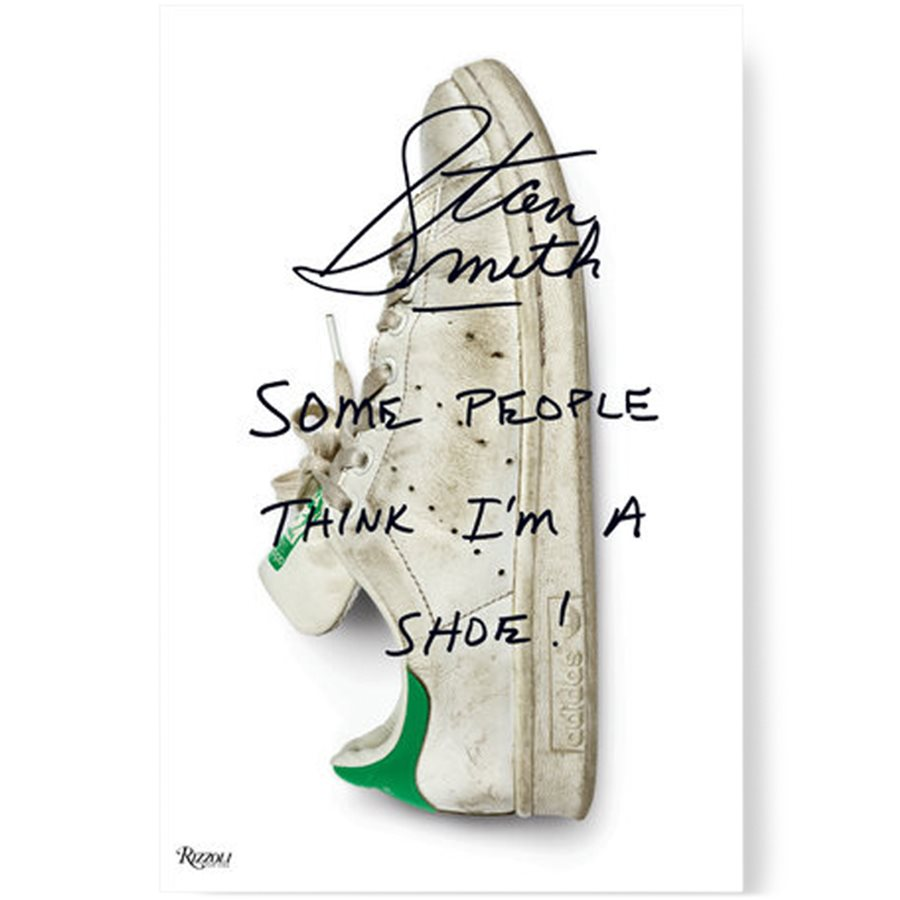 STAN SMITH RI1029 - Stan Smith: Some People Think I'm A Shoe - Bog - Accessories - HVID - 1